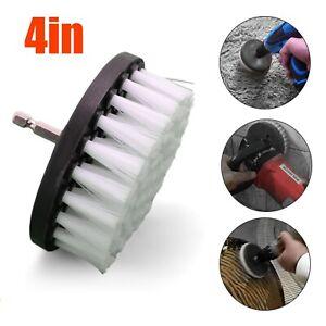 4inch Drill Brush Attachment Power Scrubber Brush Power Scrubbing Spinning Brush