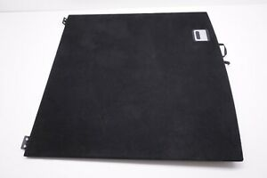 06-11 Mercedes W164 ML63 Rear Trunk Floor Mat Spare Tire Cover Black 1646800302