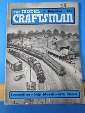 Model Craftsman RMC 1938 December Channel bridge Ice House Live steam Fruit car