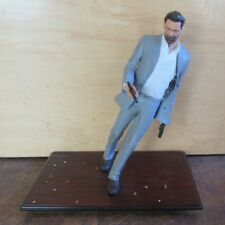 MAX PAYNE 3 Figure Triforce Rockstar Video Game Special Edition Bullets On Base