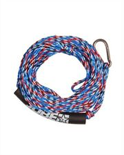 2019 Jobe Heavy Duty Towable Tube Rope, 2 Rider with Hook Blue Red. 42679