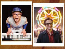 ROCKETMAN Movie rare COLOR KEY PHOTO SET 100 Stills TARON EGERTON Elton John