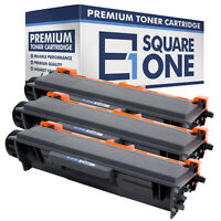 Compatible Toner Cartridge Replacement for Brother TN750 TN720 (Black, 3-Pack)