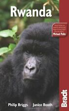 Rwanda (Bradt Travel Guides),Janice Booth, Philip Briggs- 9781841623061