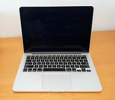 2015 Apple MacBook Pro 13 - Retina Display - 1TB SSD - 8 GB Memory - 2.7 Ghz