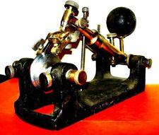Machine scier pierre diamantaire horloger lapidaire watchmakers lathe uhr tools