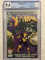 Uncanny X-Men 143 CGC 9.6 NM+ White Pages Kitty Pryde John Byrne Art