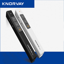 Wireless2.4G Knorvay N26C Powerpoint Presentation USB Remote Control Clicker Pen