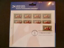 USA 2004 $.37 #3854 Lewis & Clark Pane of 20 with FDC - See Description & Images