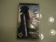 Crisis CORE-FINAL FANTASY VII (Sony PSP, 2008)