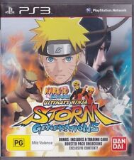 Sony PlayStation 3 Fighting Region Free Video Games with Multiplayer