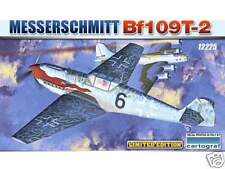 12225 ACADEMY 1/48 scale MODEL KIT WW2 Messerschmitt bf109t-2 plastica Airfix NUOVO