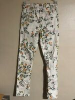 Citizens of Humanity Multicolored Mandy Floral Retro Pants size 26
