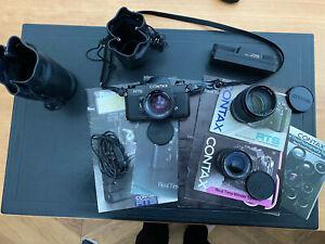 Contax RTS SLR-Systemkamera