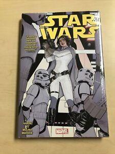 STAR WARS #15-25 & ANNUAL #1 (-9.8) HARD COVER/JASON AARON/MAYHEW-MARVEL COMICS