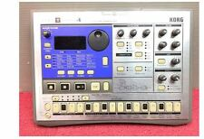 KORG Electribe EA1 EA-1 Analog Modeling Synthesizer with Tracking Number F/S (2)
