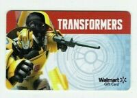 Walmart Gift Card - Transformers, Bumble Bee - No Value - I Combine Shipping