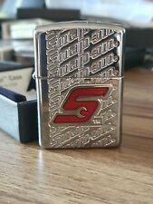 LIMITED EDITION SNAPON LOGO ARMOR CASE ZIPPO NEW IN GIFT/PRESENTATION BOX.
