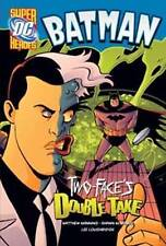 DC Super Heroes - Batman: Two-faces Double Take (Dc Super Heroes Batman)