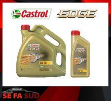 5 LITRI Olio CASTROL EDGE 5W30 Long Life LONGLIFE LL 504.00 507.00 PER AUTO