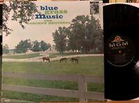 The Osbourne Brothers Blue Grass Music Vinyl LP MGM E4018 Mono 1962 1st Pressing