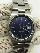 OMEGA 166135 SEAMSTER COSMIC 2000 AUTOMATIC CAL.1012 MENS 38mm SWISS.SERVICED