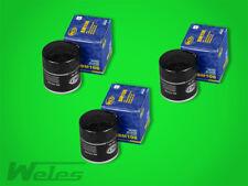 3 x SM106 Ölfilter TOYOTA Avensis T22 T25 1,6 1,8 2,0 Carina E T19 T15 II T17