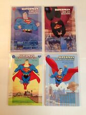 Superman For All Seasons 1-4 Complete Near Mint Lot Set Run Loeb Sale