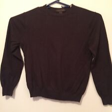 Sebastian Cooper Cotton Cashmere Blend Sweater Men's Size L