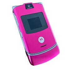 Motorola VGA 4x Zoom Flip Cell Phone . Cingular On Cover. AS IS