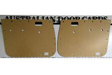 Toyota 80 Series Land Cruiser Ute Door Cards / Trim Panels - Base Model