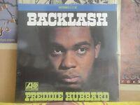 FREDDIE HUBBARD, BACKLASH - SEALED LPSD 1477 SCORPIO RHINO BARRETTO SPAULDING