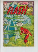 "Flash 176 F+ (6.5) 2/68 ""Death Stalks the Flash!"""