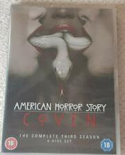 DVD American Horror Story: Coven - Season Three [DVD] New & Sealed