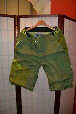 Motocross Motorcycle Royal Racing green shorts  L (#16)