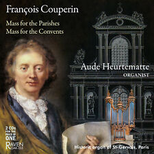 Couperin: Mass for the Parishes, Mass for the Convents, Organ St-Gervais, Paris