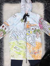Marni - Maria Magdalena Suarez Rain Coat Jacket Size 8 Eu36 Designer Blogger (N)
