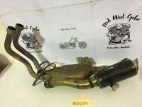 Exhaust Carbon Fibre - Honda CBR500R CBR 500 CBR 500R 2013 -From ABS Bike
