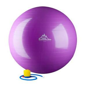 2000lbs Static Strength Exercise Stability Ball 85cm with Pump