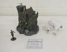 Universal Studios Monsters Hawthorne Village 'Dr. Frankenstein's Castle' GREAT