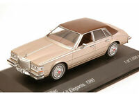 Cadillac Seville MkII (1980) in Metallic Brown (1:43 scale by Whitebox WHI206)
