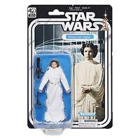 Star Wars 40th Anniversary Princess Leia Organa Black Series 6-Inch Figure