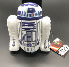 Star Wars R2D2 stuffed plush doll With Tag Star Wars Disney