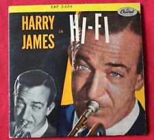 Harry James and his orchestra, ciribiribin, EP - 45 tours