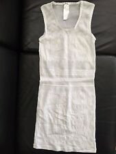 WOLFORD white dress SIZE S