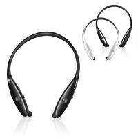 LG Tone Infinim HBS-900 Premium Wireless Stereo Bluetooth Headset Black/Silver