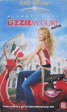 THE LIZZIE McGUIRE MOVIE - WALT DISNEY - VHS