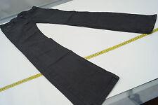 Doozy Diesel donna jeans pantaloni anca Stretch 28/34 w28 l34 NERO BLACK TOP #46