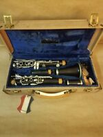 Vintage Martin Freres Coudet WOOD Clarinet, Case included *(Read Description)*!
