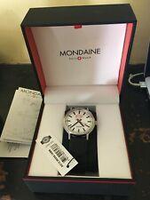Mondaine Stop2Go Men's watch - Immaculate